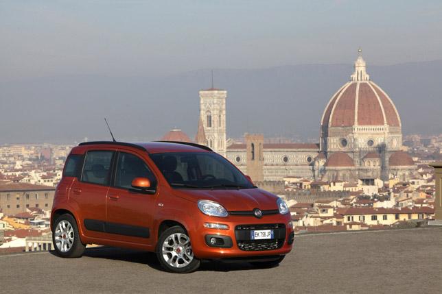 2012 Fiat Panda
