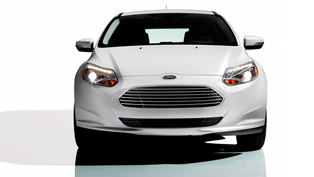 2012 Gas-Free Ford Focus Electric
