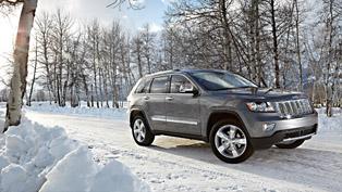 2012 jeep grand cherokee overland summit price - £44 795
