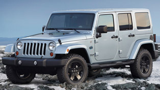 jeep launches 2012 'jeep arctic yeti dig' sweepstakes