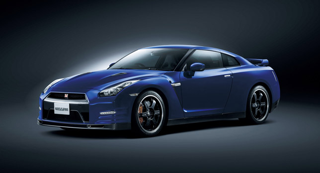 Nissan GT-R Pure edition (2012 )