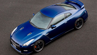 2012 Nissan GT-R Track Pack