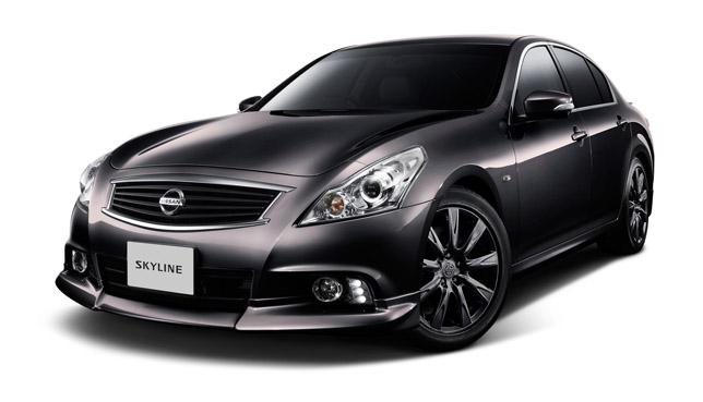 Nissan Skyline 55th Limited Edition (2012)