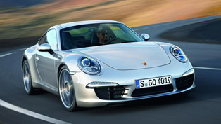 Testing the 2012 Porsche Carrera 911 [video]