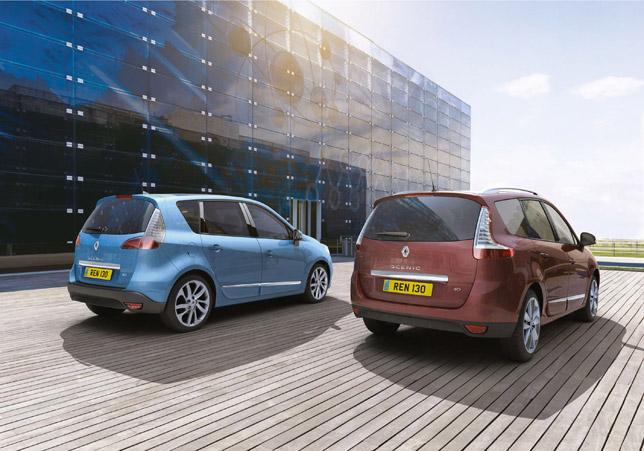 2012 Renault Scenic UK