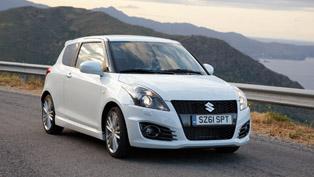 2012 Suzuki Swift Sport Price - £13 500