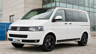 2012 Volkswagen Caravelle Edition 25 Price - £44 995