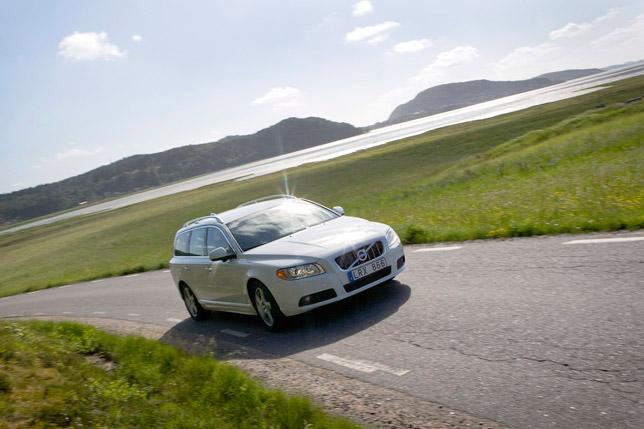 2012 Volvo V70 DRIVe Auto