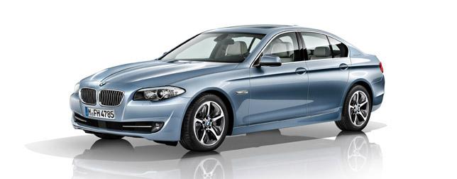BMW Active Hybrid 5 (2012)