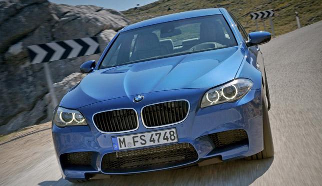 BMW M5 F10 (2012)
