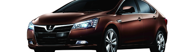2012 LUXGEN Sedan: The Family Car of the Future