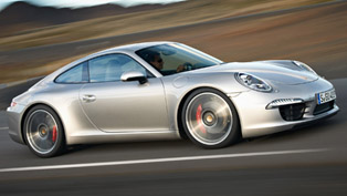 2012 Porsche 911 Carrera Price - £71 449