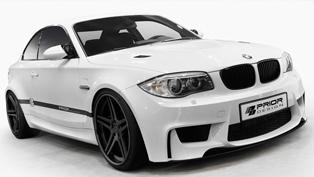 2012 PRIOR-DESIGN BMW 1er PDM1-WB Aerodynamic-Kit [E82]