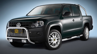 Cobra Technology & Lifestyle Goodies For Your VW Amarok