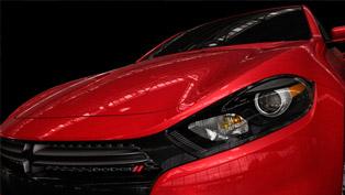 2013 Dodge Dart Compact Car [teaser]