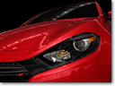 2013 Dodge Dart Compact Car [teaser]