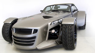 Donkervoort GTO: 340HP, 450 Nm and 750kg