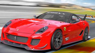 Ferrari 599XX Evolution