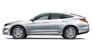 Honda Crosstour with a Fresh Lineup