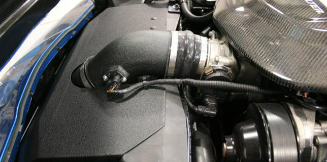 LS9 SUPERCHARGER SYSTEM