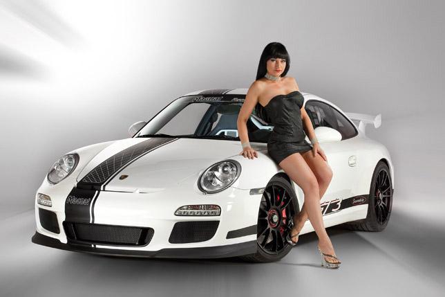 2011 MAGNAT SNOWMOBILE Porsche GT3