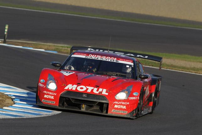 Nissan MOTUL AUTECH GT-R