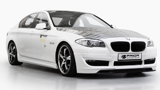 PRIOR-DESIGN BMW 5-Series F10 PD Aerodynamic-Kit