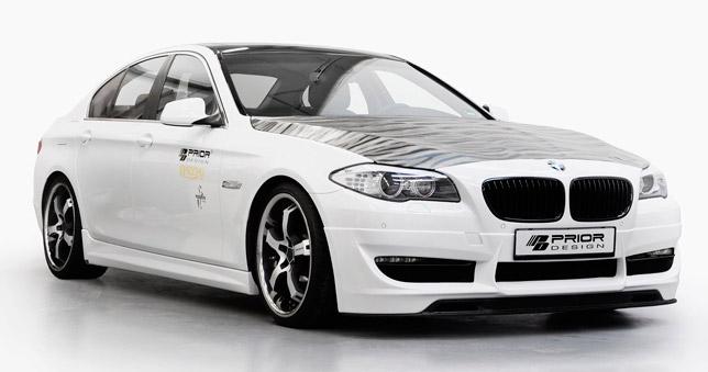 PRIOR-DESIGN BMW 5-Series F10 PD Aerodynamic-Kit