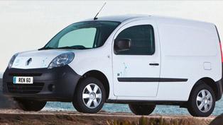 2012 Renault Kangoo VAN Z.E. Price - £16 990