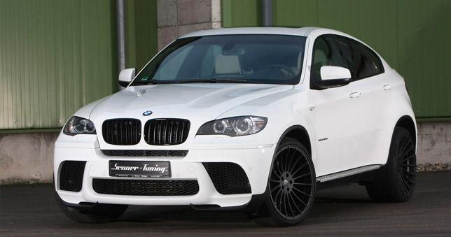 Senner Tuning BMW X6