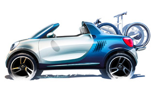 2012 Smart For-Us Concept: The Rule-Breaker