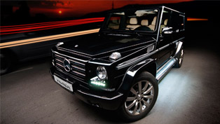 mercedess g-class is now worthy of cinderella