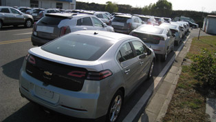 Chevrolet Volt to conquer China in 2012
