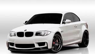 2012 vorsteiner bmw 1-series m coupe gts-v teaser