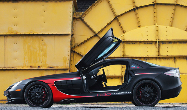 2011 Edo Competition SLR Black Arrow