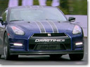 Nissan GT-R AMS Alpha 12 - 347 km/h on 1 mile [video]