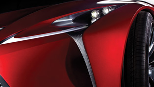 Lexus Has New Concept In Mind