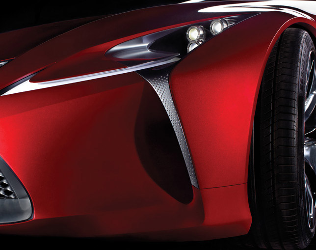 Lexus Concept (teased)