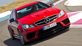 2012 Mercedes C63 AMG Black Series Coupe Price - €115 430