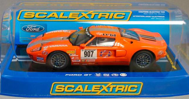Stillen Scalextric Ford GT
