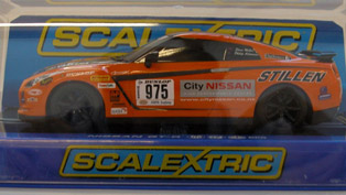 STILLEN R35 Nissan GT-R Scale Slot Car