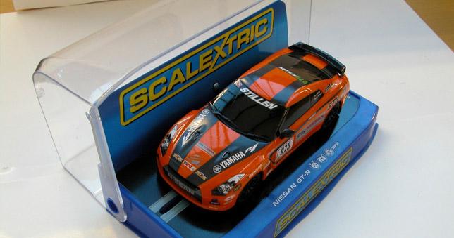 STILLEN Scalextric Nissan GT-R