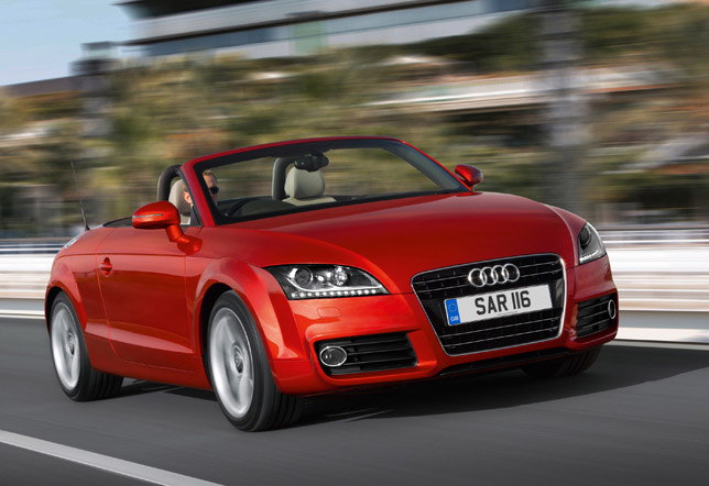 2008 Audi tt Roadster