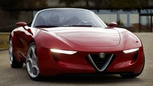 Alfa Romeo 2uettottanta Concept at Qatar Motor Show