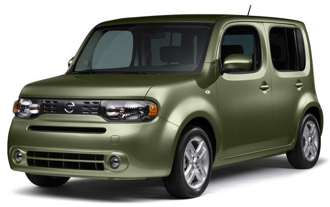 Nissan Cube (2011)