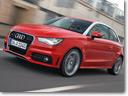 Audi dominates