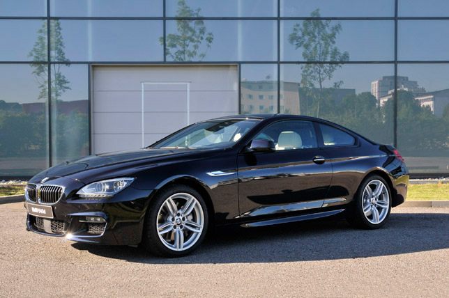 2012 BMW 640d Coupe M Sport