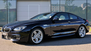 Fifth Gear: 2012 BMW 640d Coupe M Sport [video]