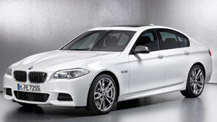 BMW M performance 2012