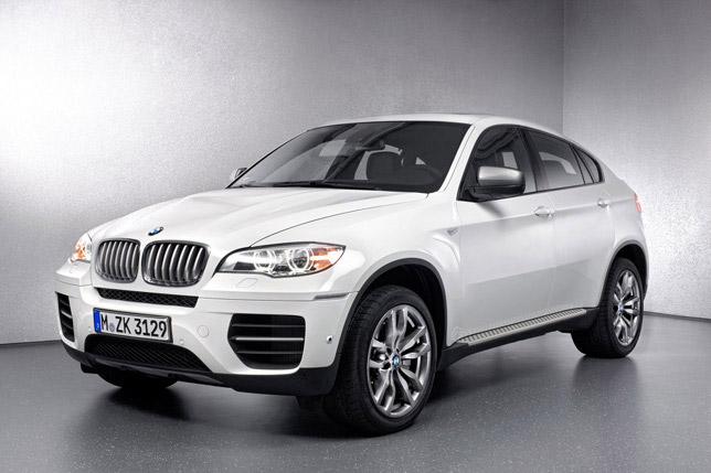 BMW X6 M50d (2012)